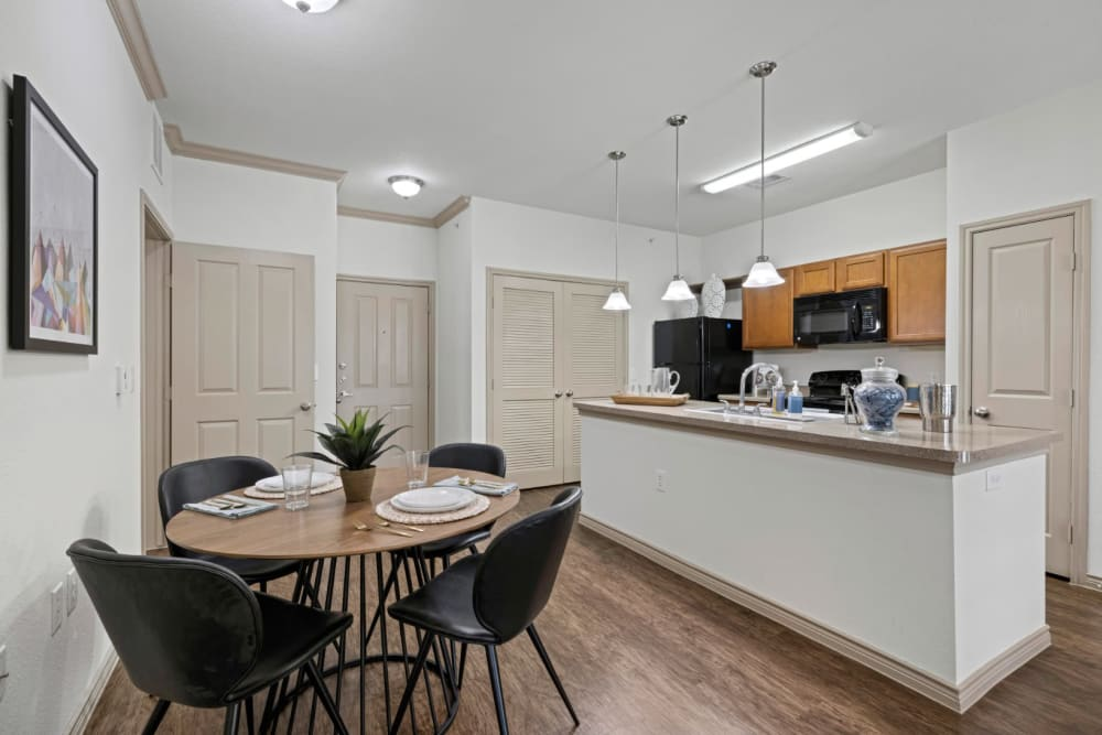 Kitchen at The Marquis at Brushy Creek
