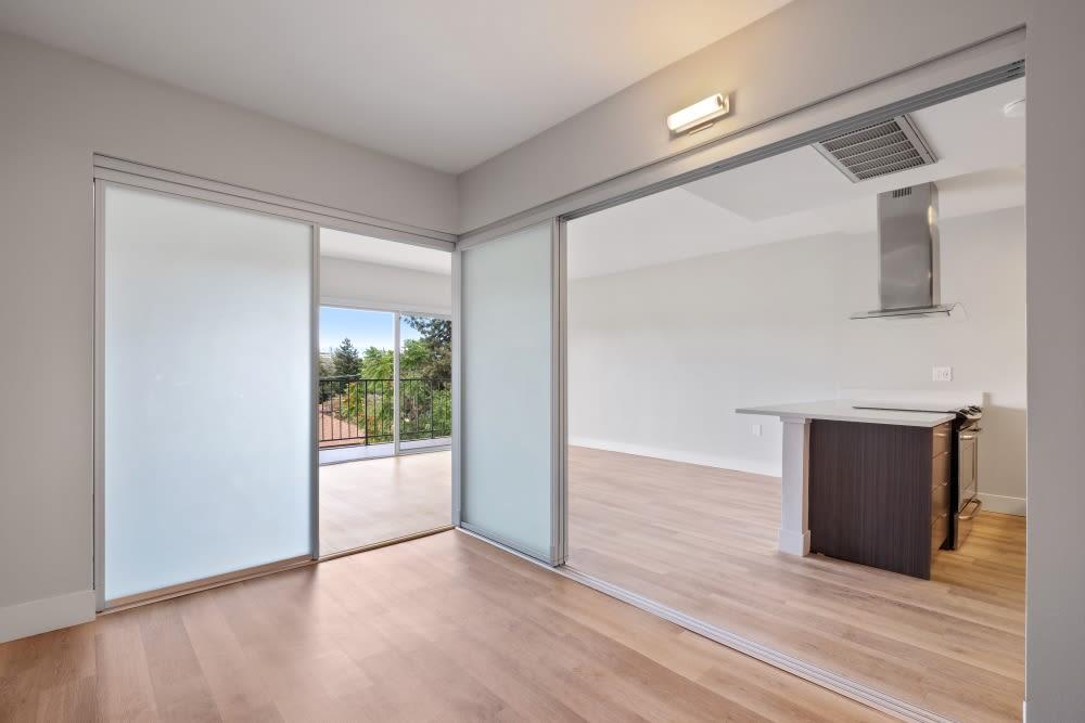 Bedroom at Mia in Palo Alto, California