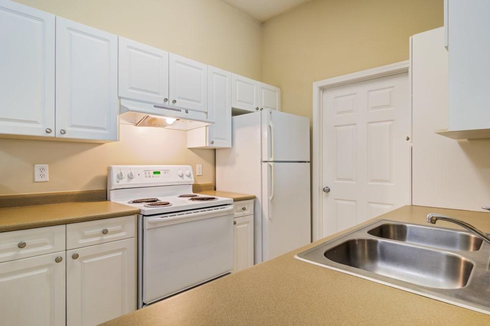 Kitchen at Beechwood Pines in Athens, GA