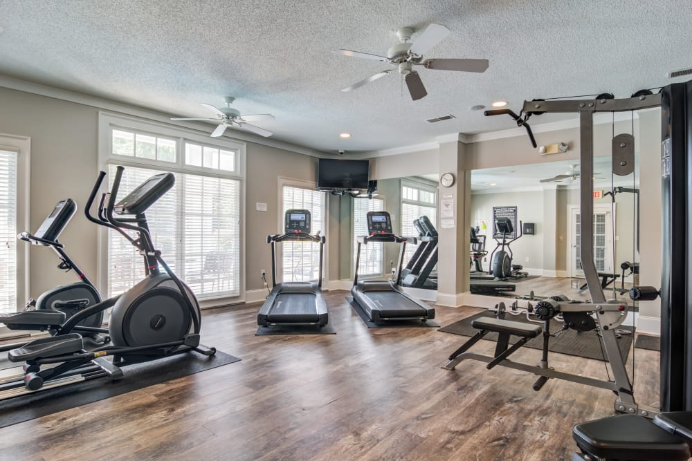 Fitness Center at Beechwood Pines in Athens, GA