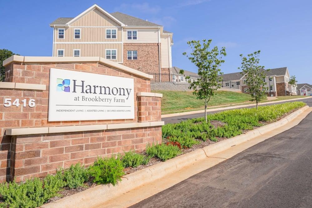 Harmony at Brookberry Farm in Winston-Salem, North Carolina
