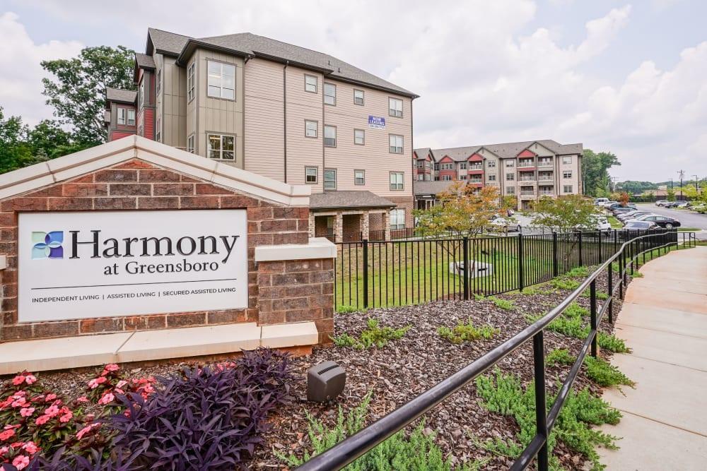 Harmony at Greensboro in Greensboro, North Carolina