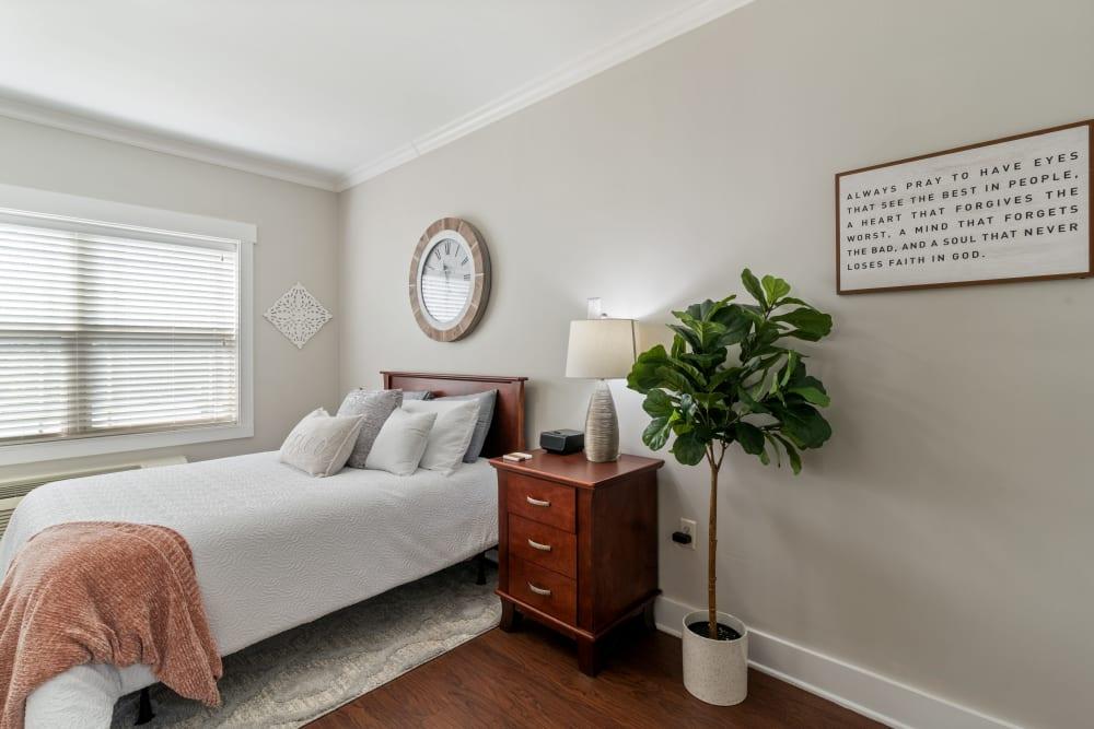 Sunny bedroom at Truewood by Merrill, Powell in Powell, TN