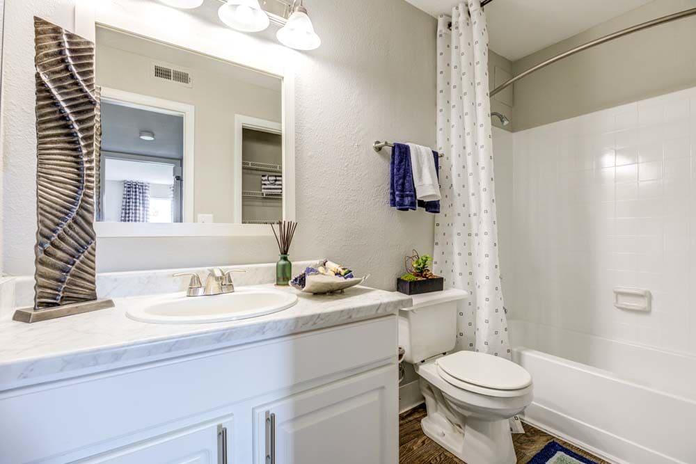 Bathroom at Skyline in Thornton, Colorado