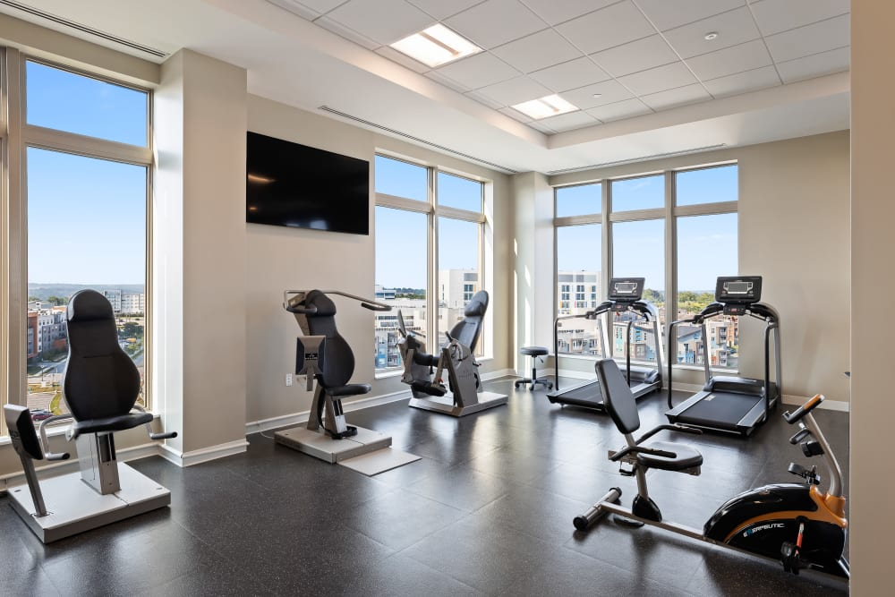 Fitness at Anthology of King of Prussia – Now Open in King of Prussia, Pennsylvania