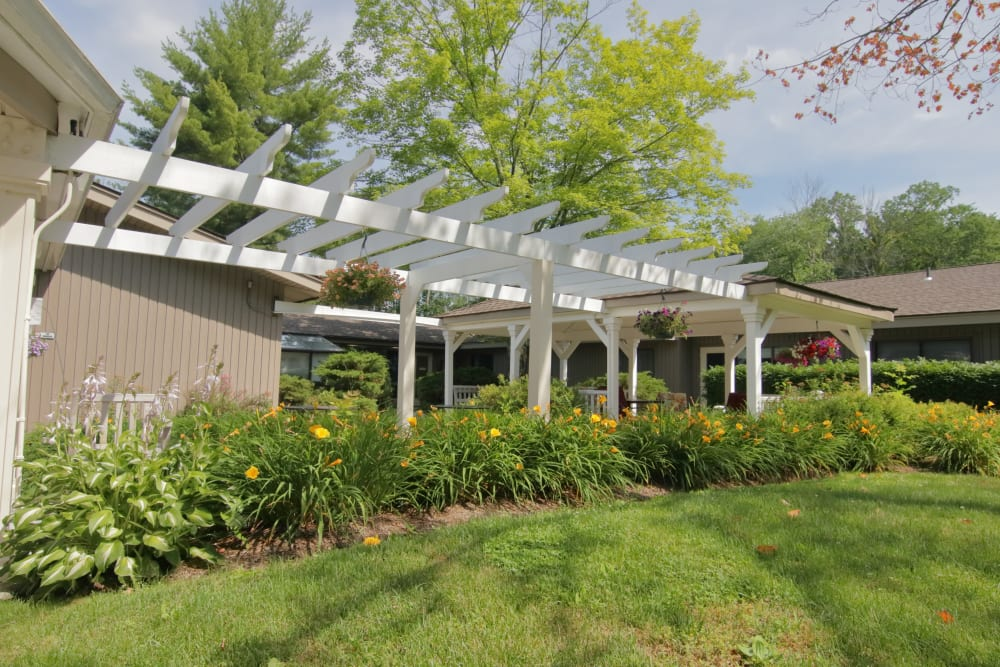 Community exterior photo at The Country House in Westchester