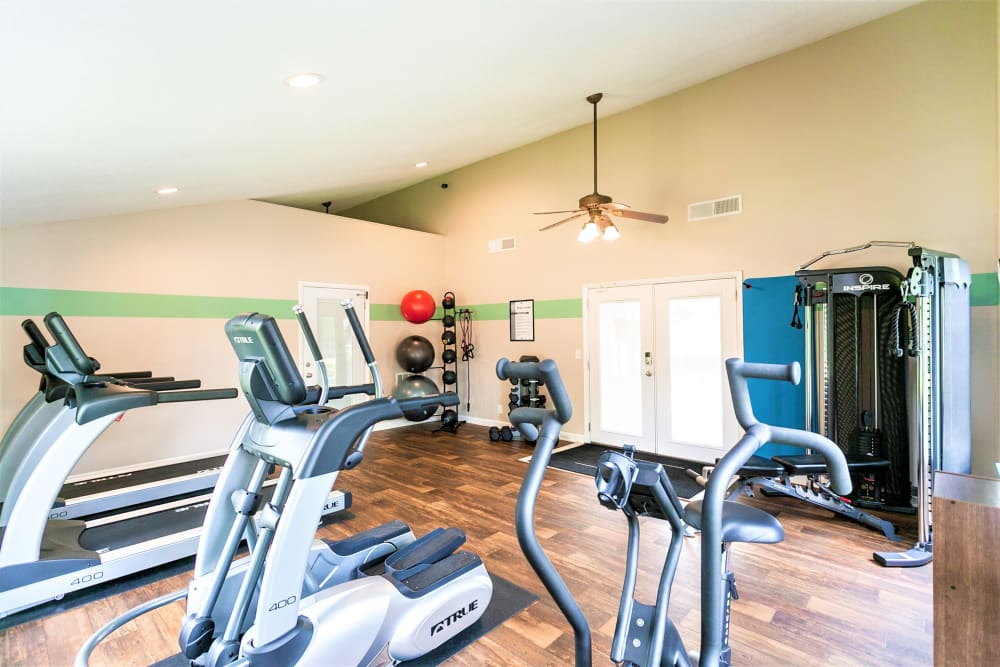 Fitness Center at Magnolia Place