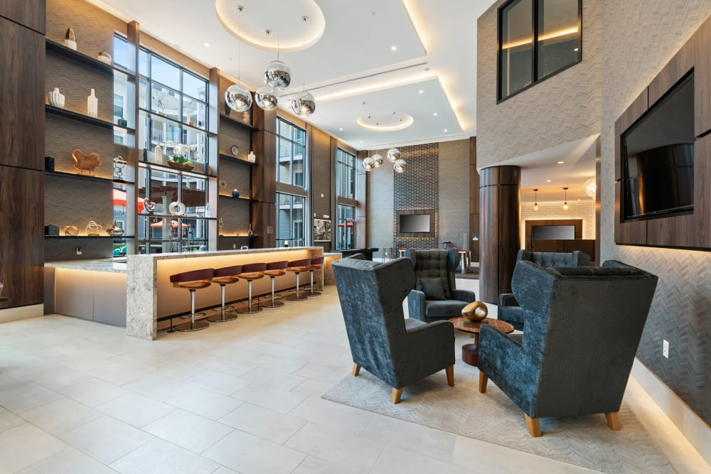 Have a seat and relax at The Mark Parsippany in Parsippany, New Jersey