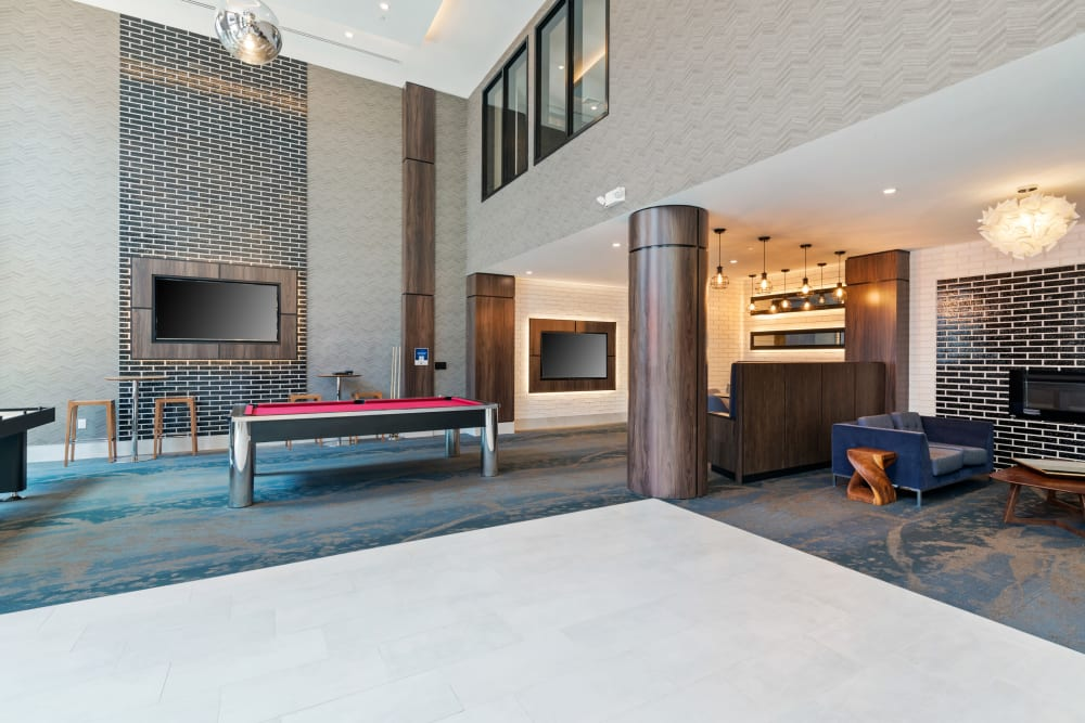 Relax and lounge at The Mark Parsippany in Parsippany, New Jersey