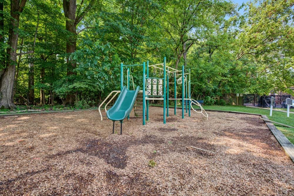 A playground at Westchester West Silver Spring, MD