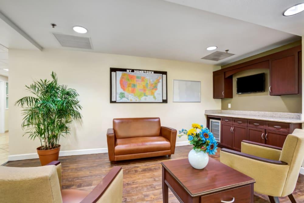 Lounge at Truewood by Merrill, Scottsdale in Scottsdale, Arizona