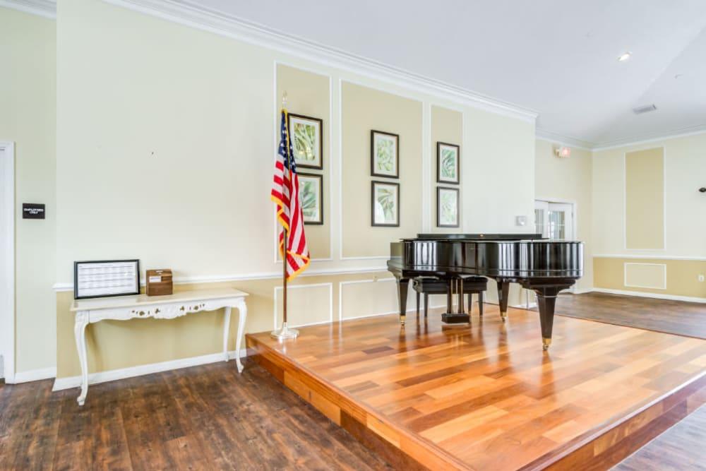 Piano at Truewood by Merrill, Bradenton in Bradenton, Florida