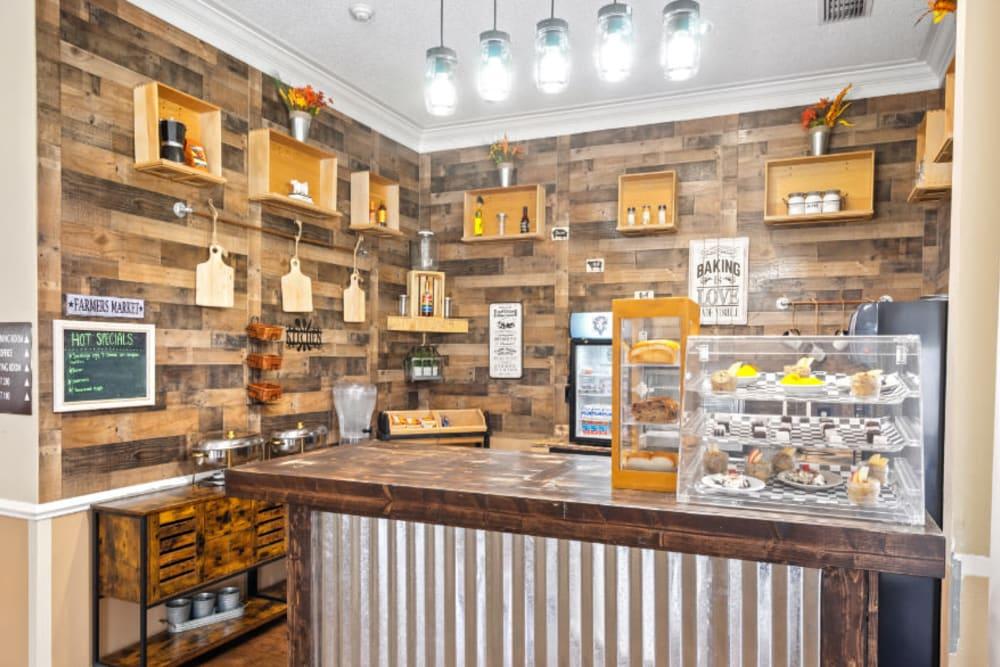 Coffee shop at Truewood by Merrill, Bradenton in Bradenton, Florida