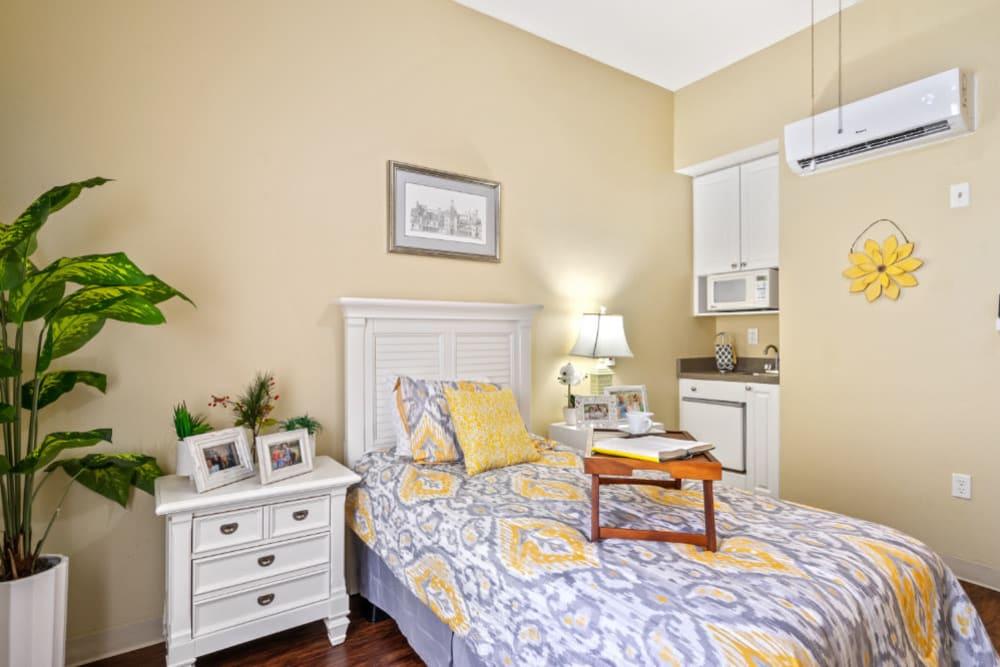 Bedroom at Truewood by Merrill, Bradenton in Bradenton, Florida