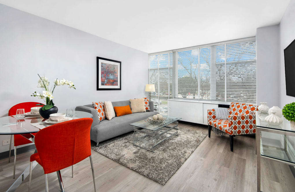 Beautiful Spacious Apartments at Prairie Shores in Chicago, IL