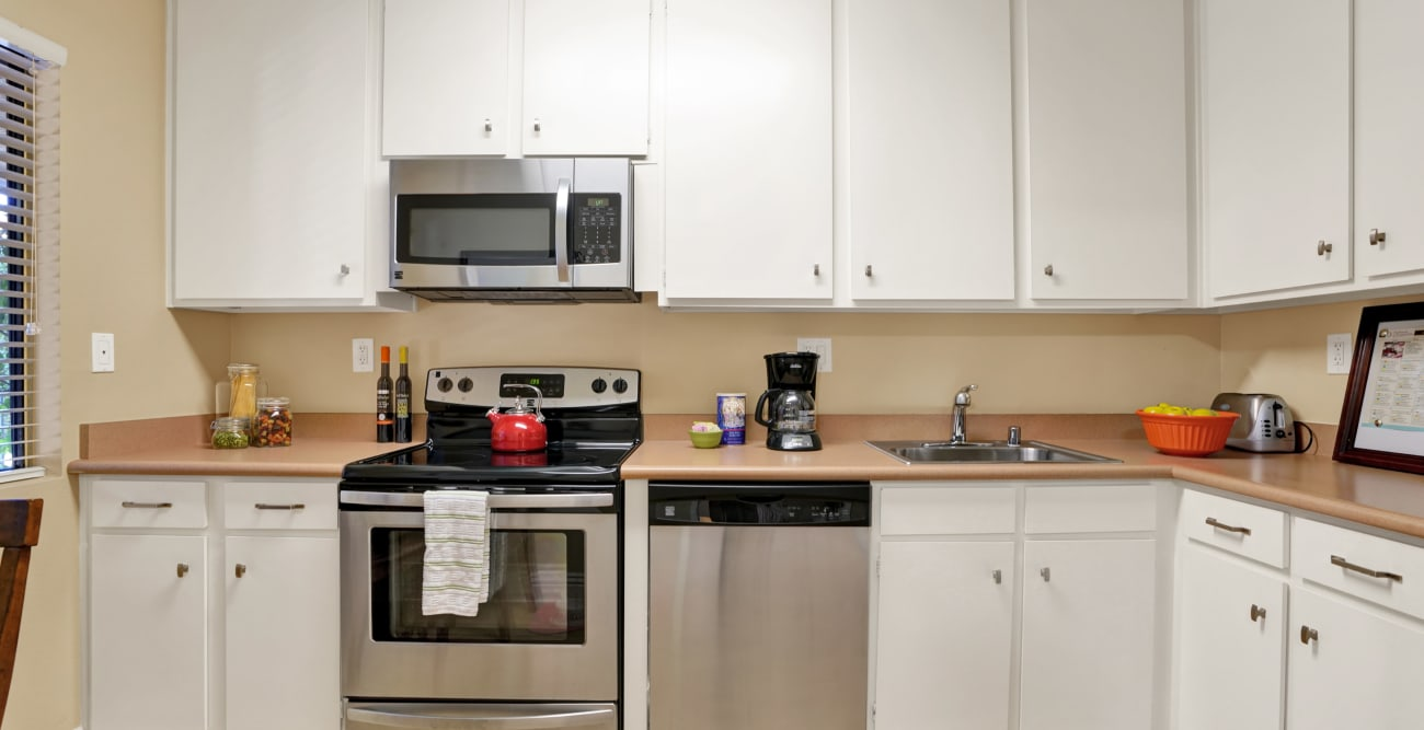 resident kitchen