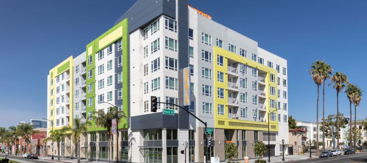 Convenient Apartments in Downtown San Jose at Sparq