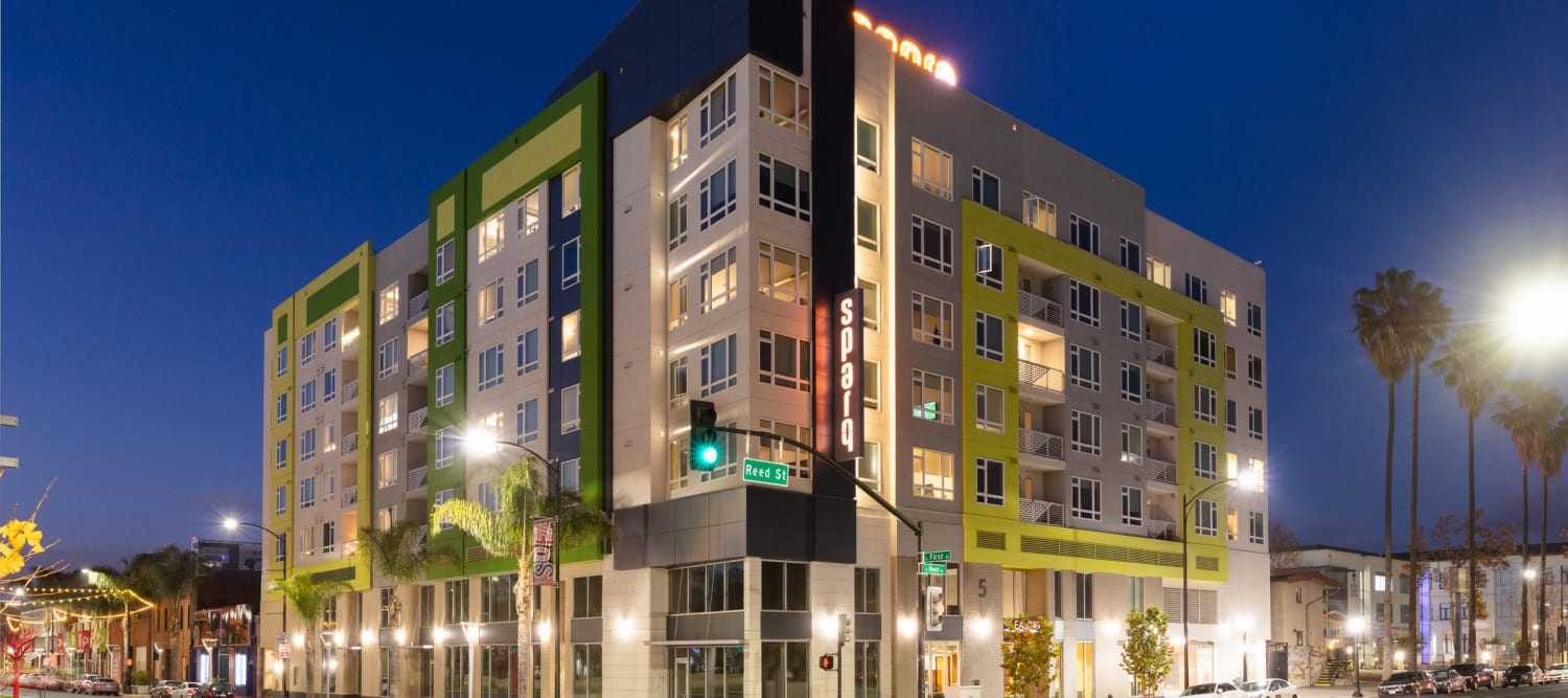 Luxury Apartments in Downtown San Jose at Sparq
