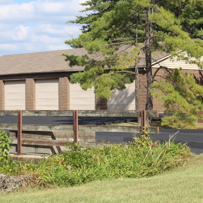 Bridge at A Shur-Lock Self Storage in Lake St. Louis, Missouri
