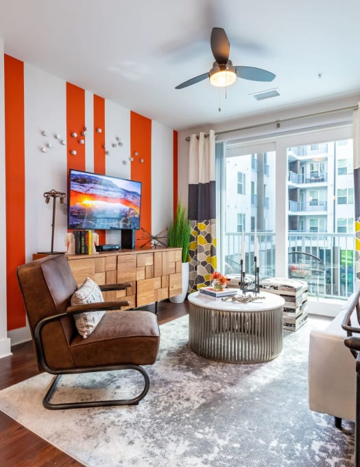 View floor plans at Central Station on Orange in Orlando, Florida
