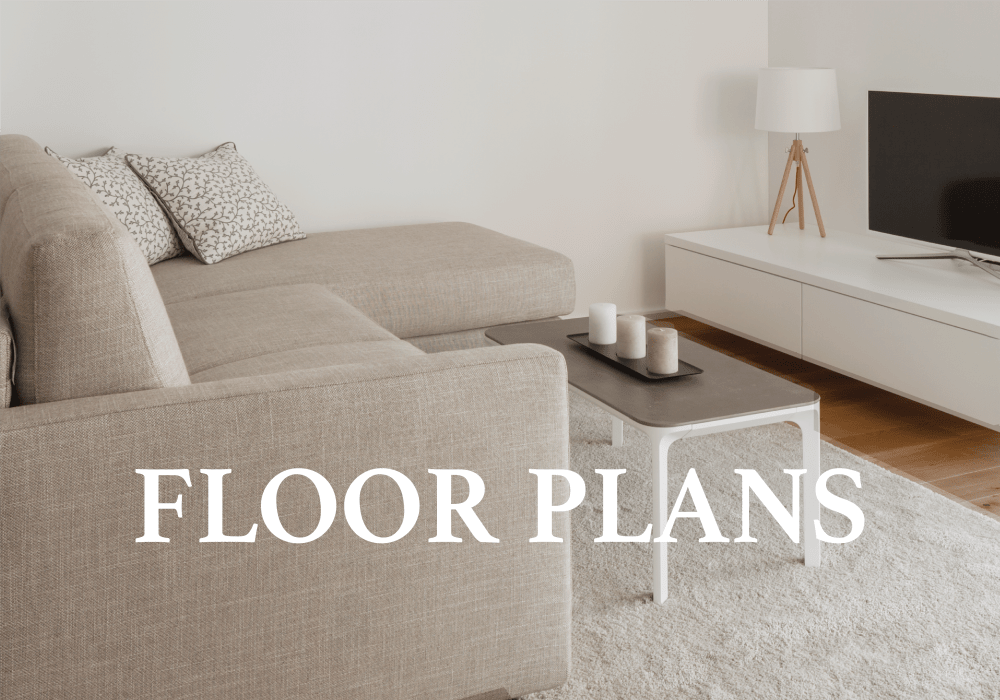 Learn more about our spacious and beautiful floor plans at Arbor Chase Apartment Homes in Kent, WA