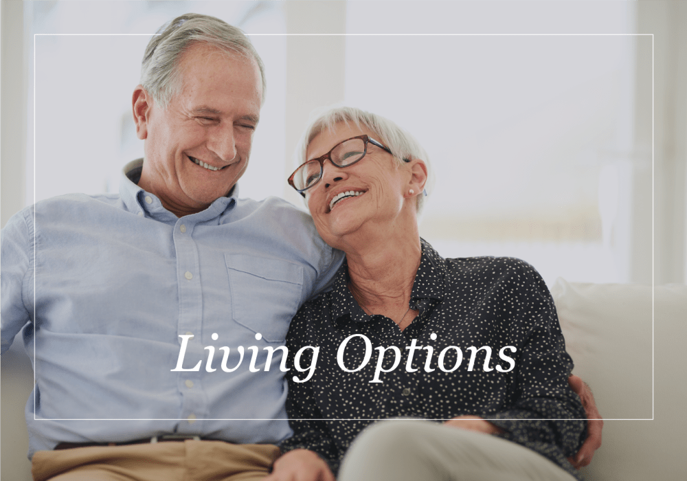 Living options at Wheatfields Senior Living Community in Clovis, New Mexico