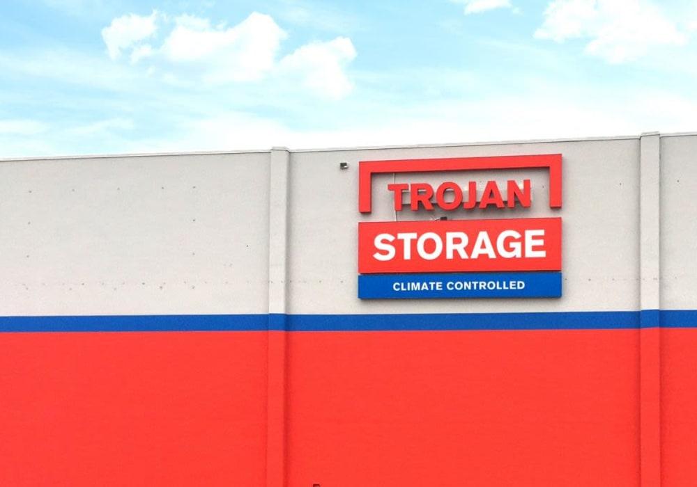 Trojan Storage Provides Clean Storage Units