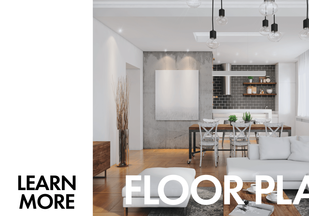 Floor plan learn more callout at Parcwood Apartments in Corona, California