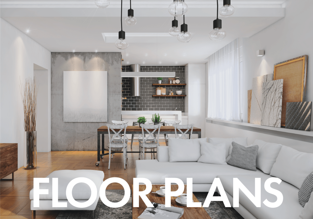 Floor plan callout at Metropolitan Park Apartments in Seattle, Washington