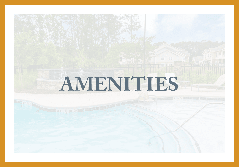 View our amenities at Lullwater at Blair Stone in Tallahassee, Florida