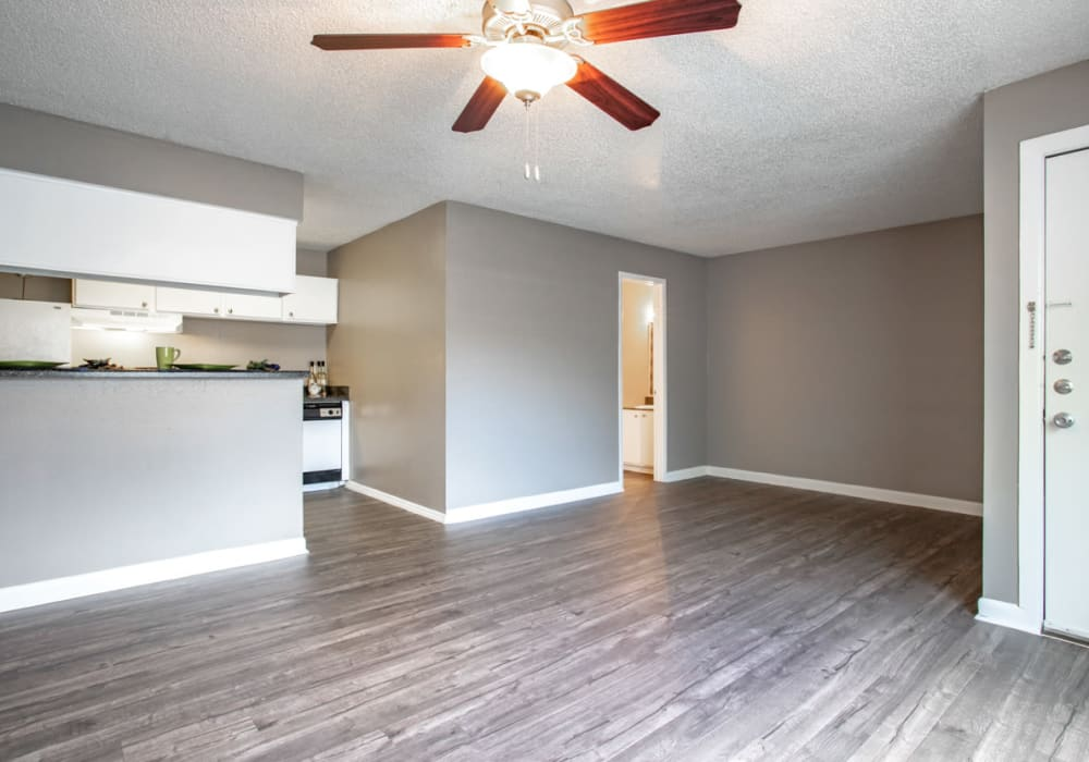Enjoy Apartments with a Living Room at Willowick Apartments