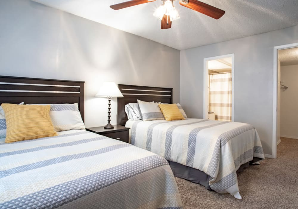 Our Apartments in College Station, Texas offer a Bedroom