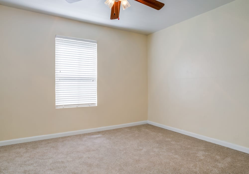 Our Apartments in Huntsville, Texas offer a Bedroom