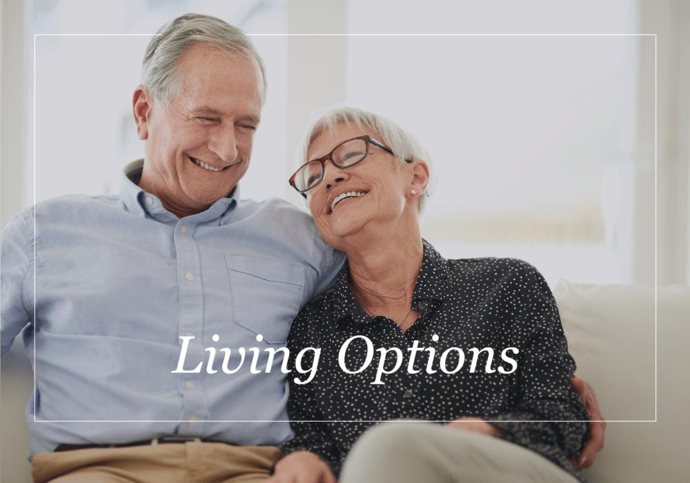 Living options at Pennington Gardens in Chandler, Arizona
