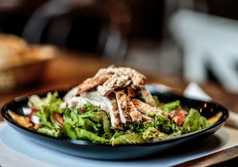 Salad at Inglenook At Brighton in Brighton, Colorado