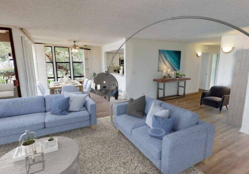 View a virtual tour of our Anchor 3 bedroom luxury home at Mariners Village in Marina del Rey, California