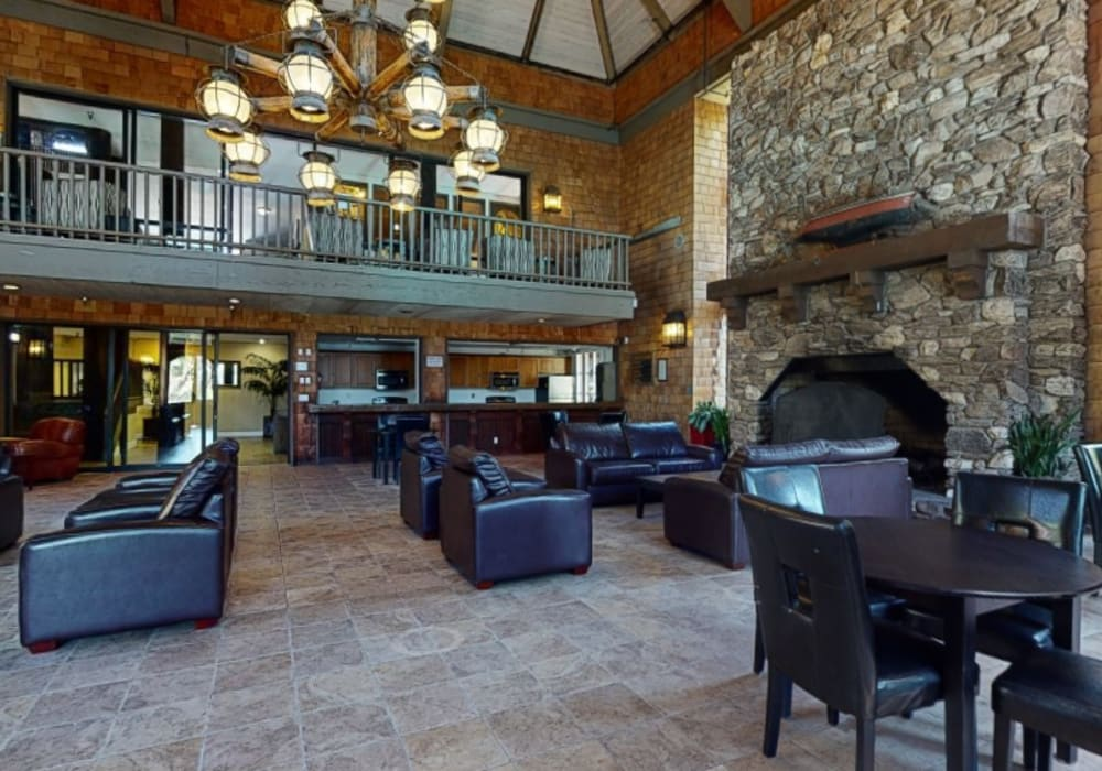 Clubhouse, library, and game room virtual tour at Mariners Village in Marina del Rey, California