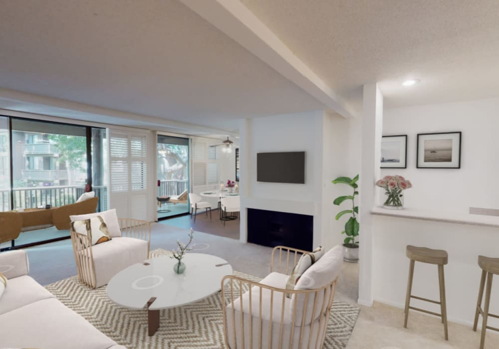 View a virtual tour of our Sailor 3 bedroom luxury home at Mariners Village in Marina del Rey, California