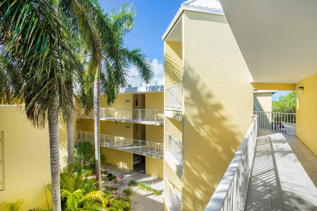 Top story  view of Ocean Walk Apartments in Key West