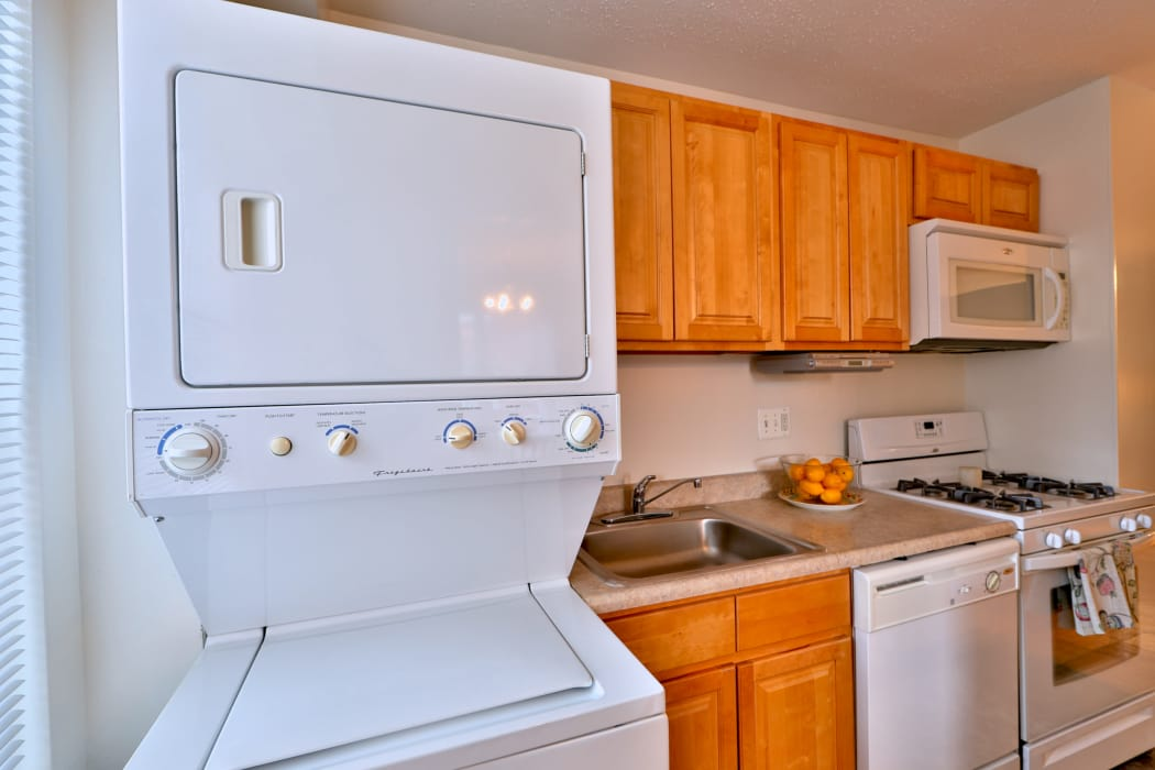 Apartments with a Washer/Dryer in Baltimore, Maryland