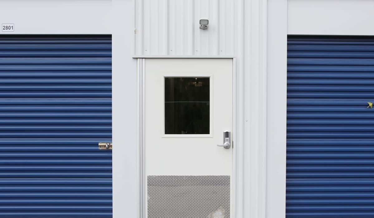 Exterior units at Midgard Self Storage in Lake Wylie, South Carolina