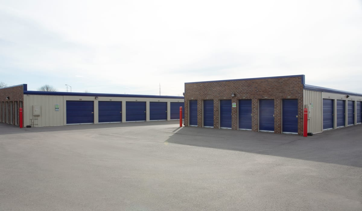 Storage at Midgard Self Storage in Murfreesboro, TN