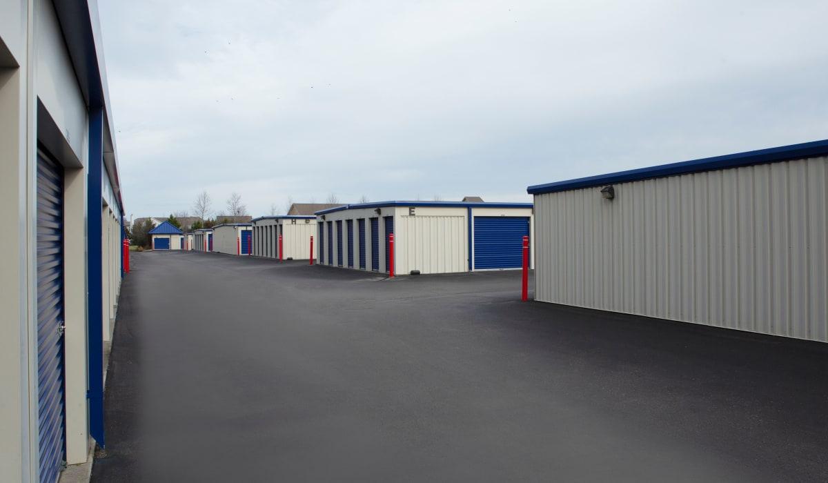 Units at Midgard Self Storage in Murfreesboro, TN