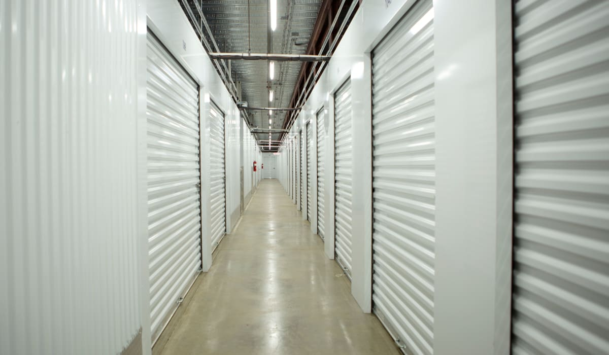 Interior units for Midgard Self Storage in Florence, Alabama