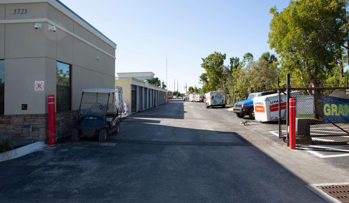 Facility for Midgard Self Storage in Naples, FL