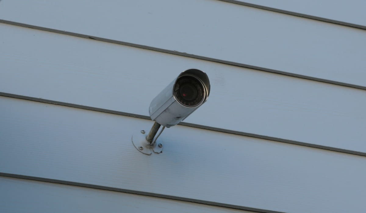 Security camera for Midgard Self Storage in Murrells Inlet, SC