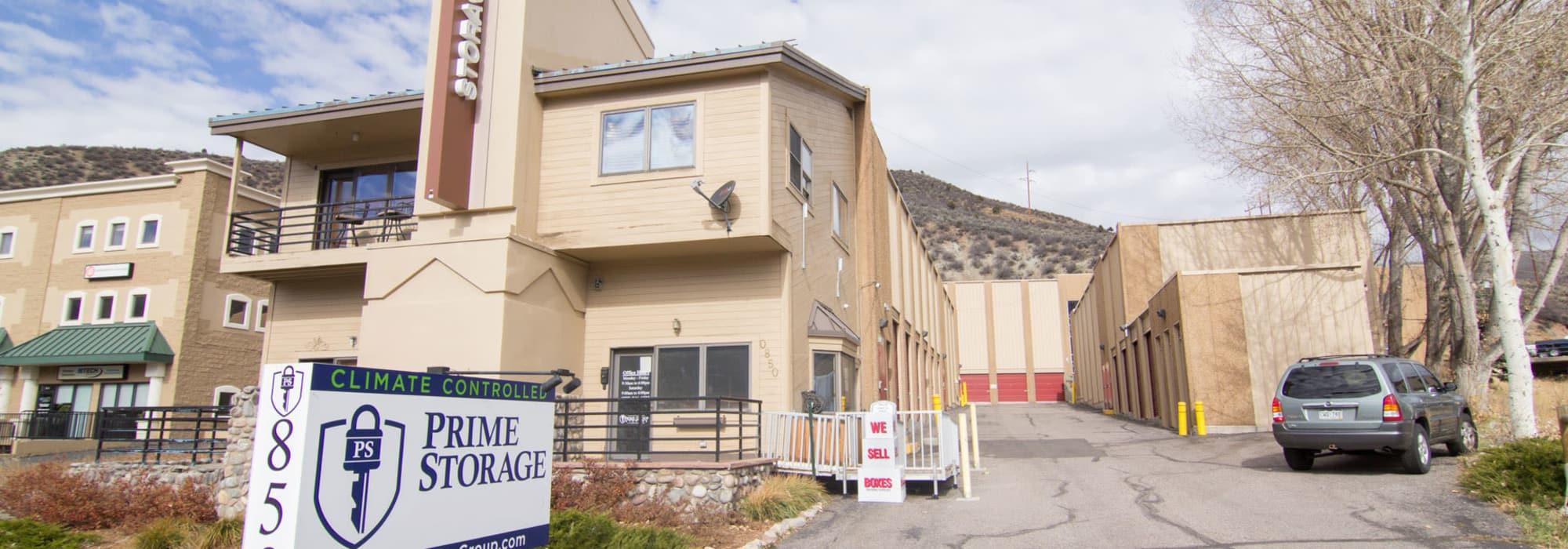 Prime Storage in Avon, CO