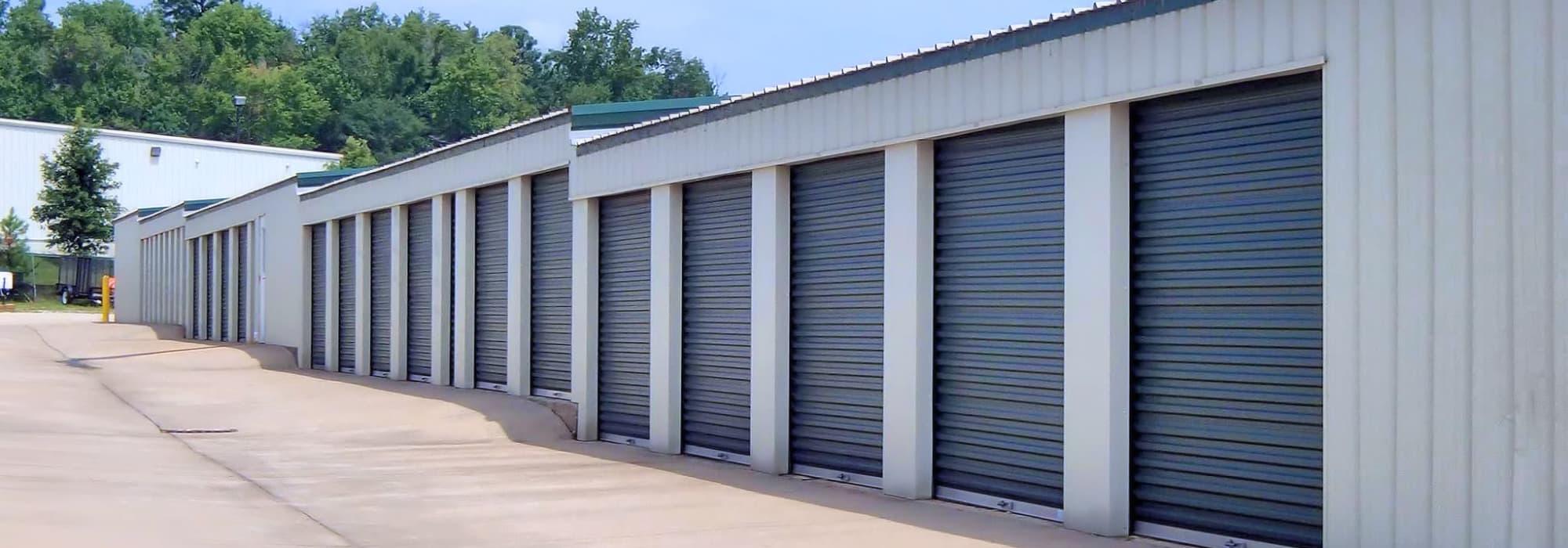 An Extra Room Self Storage in Midland, GA