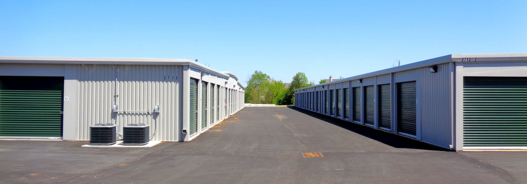 Monster Self Storage in Simpsonville, SC