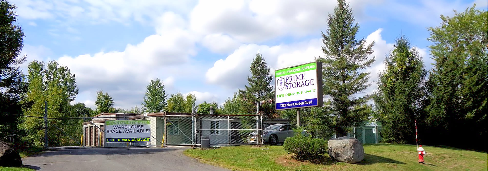 Prime Storage in Cohoes, NY